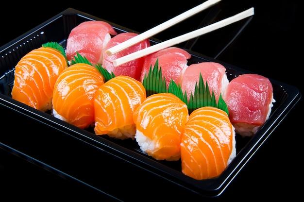 Japanisches essen - sushi