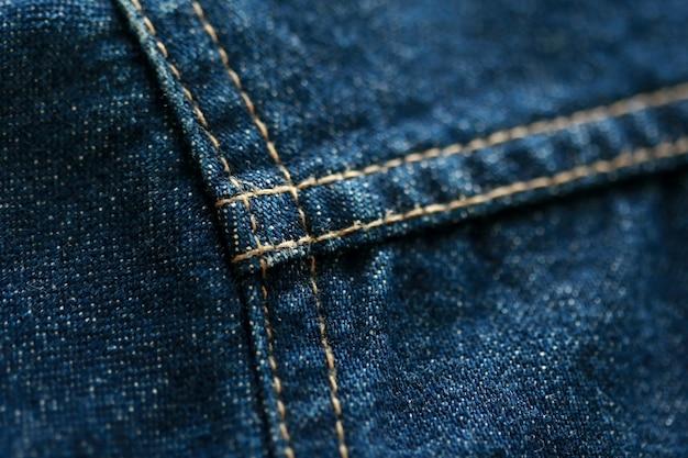 Jeans denim textur nahaufnahme