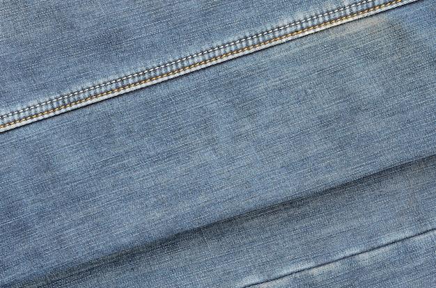 Jeans des beschaffenheitshintergrundes