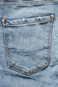 Jeans nahaufnahme