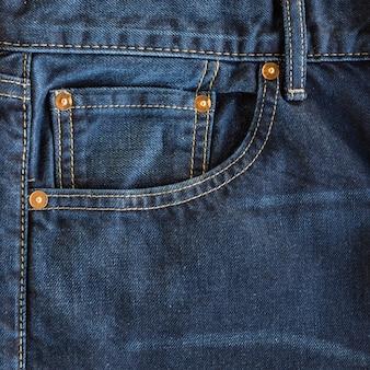 Jeans tasche