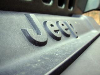 Jeep buchstaben