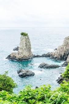 Jeju-do oedolgae-felsen