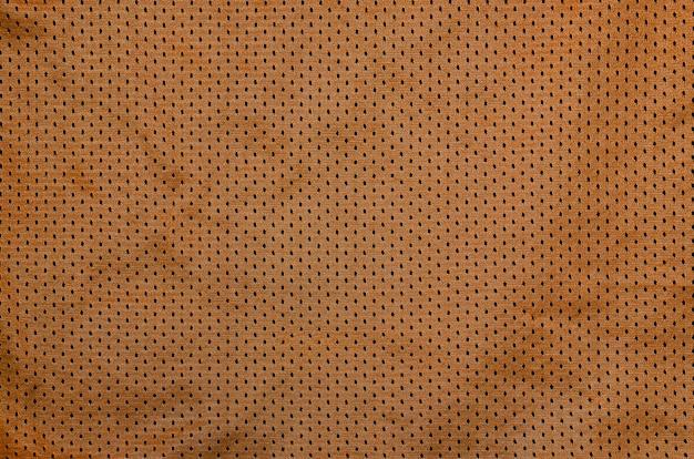 Jersey-textur aus polyester-nylon