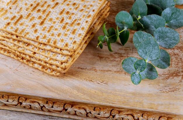 Jüdischer feiertag des jüdischen pesah feierkonzeptes passahfest