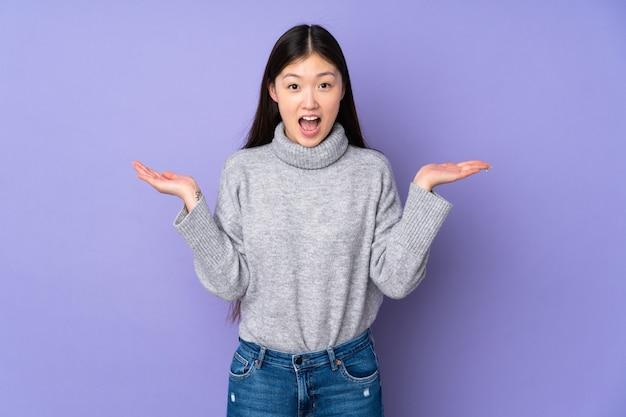 Junge asiatische frau