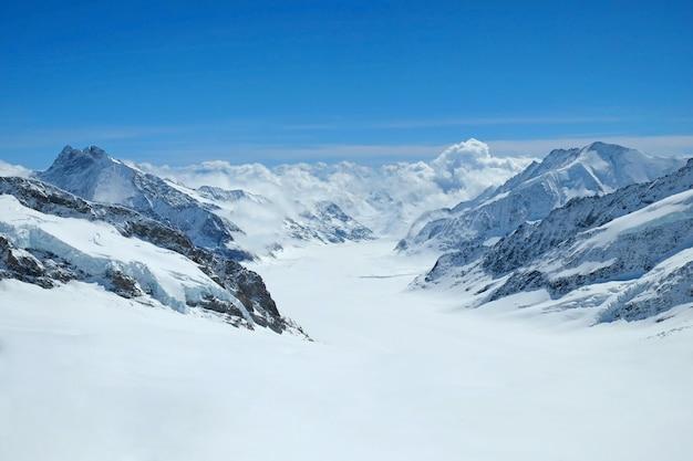 Jungfrau interlaken - top of europe, schweiz