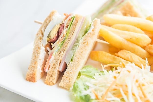 Käse mahlzeit sandwiches fleisch gourmet