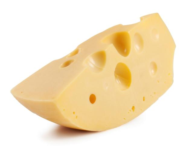 Käse mit großen löchern