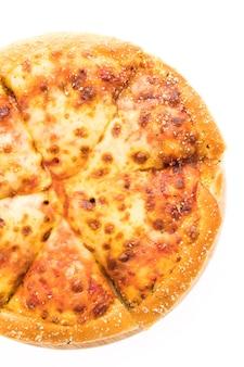 Käse-pizza