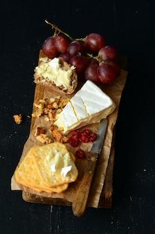 Käse und kekse