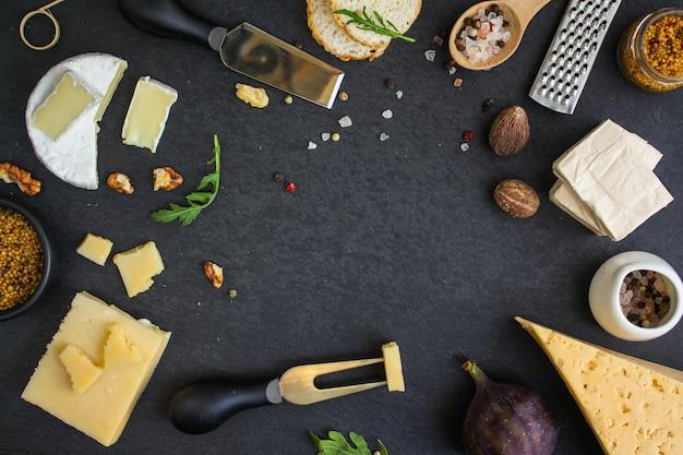 Käse verschiedene arten