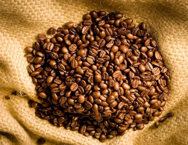 Kaffee auf leinwand
