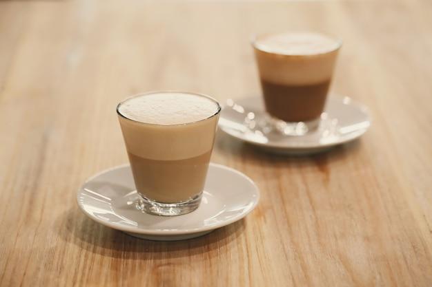 Kaffee im glas