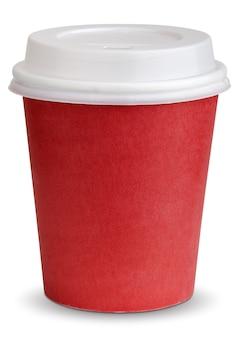 Kaffee in der thermotasse