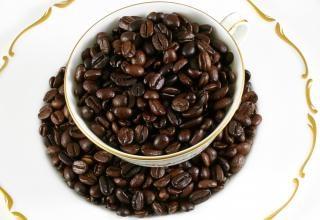 Kaffee rösten koffein