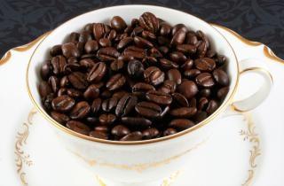 Kaffee rösten reichen
