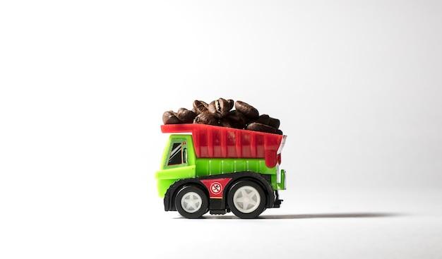 Kaffee, transport von kaffeebohnen