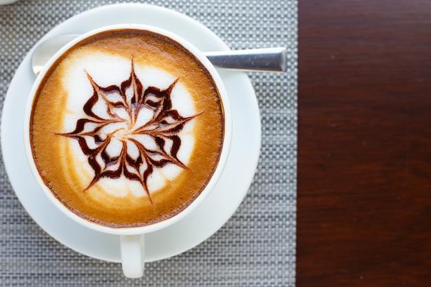 Kaffee trinken hilft keck