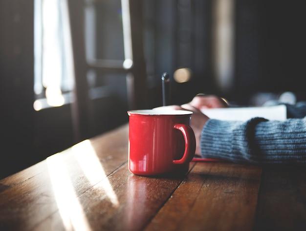 Kaffee und notizen
