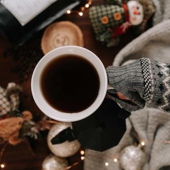 Kaffee weihnachten