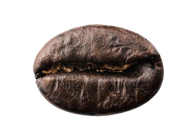 Kaffeebohne isoliert