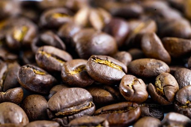 Kaffeebohne mittel geröstet