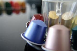 Kaffeekapseln, kaffeebereiter