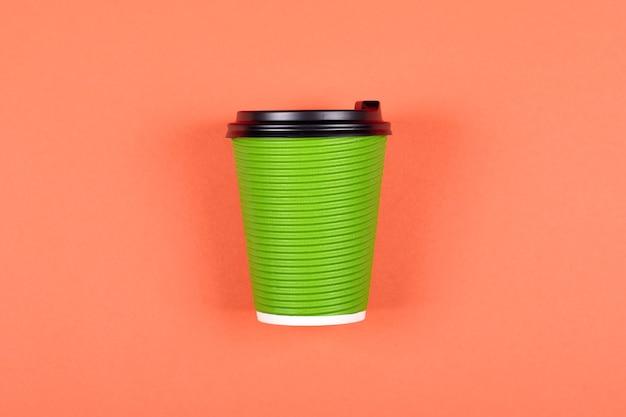 Kaffeetasse, flach liegen