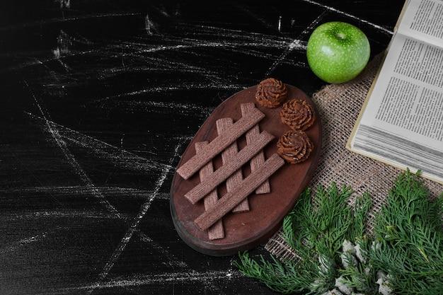 Kakaowaffeln