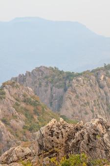 Kalksteinberge