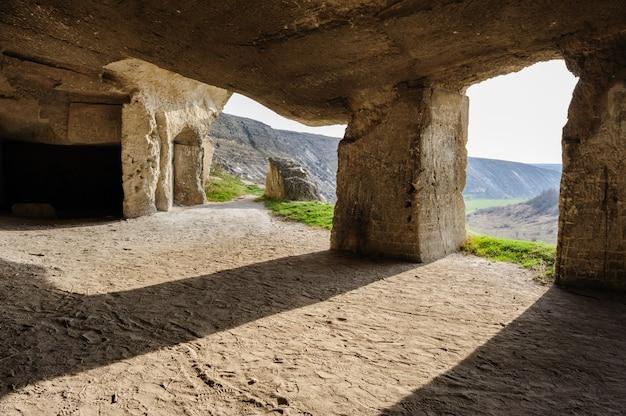 Kalksteinminen, altes orhei, moldau
