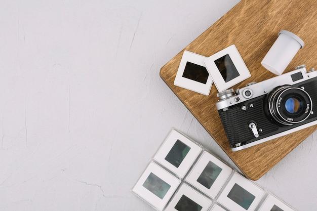 Kamera an bord mit negativen