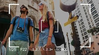 Kamera Fotografie Fokus Aufnahme Textfreiraum
