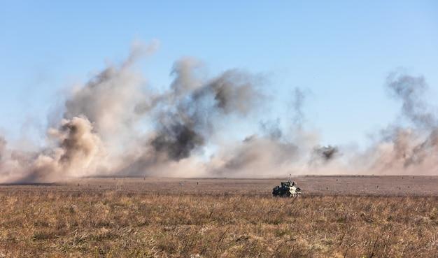 Kampftraining der streitkräfte der ukraine