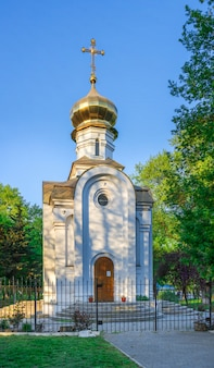 Kapelle in cherson, ukraine
