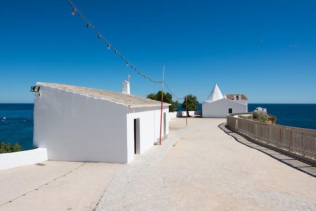 Kapelle von nossa senhora da rocha, algarve, portugal