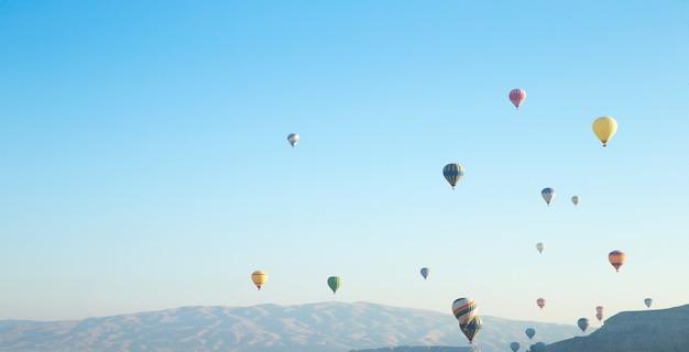 Kappadokien - ballonflug.