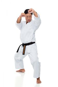 Karate-lehrer