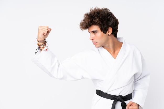 Karate-mann