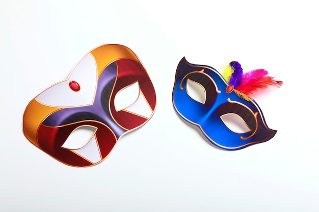 Karnevalsfest, karnevalsmaske