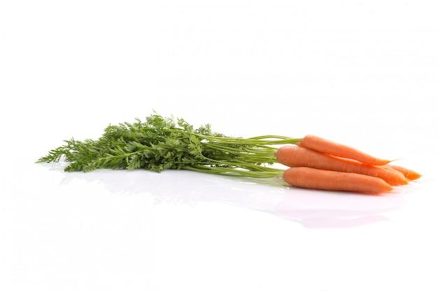 Karotten mit gemüse