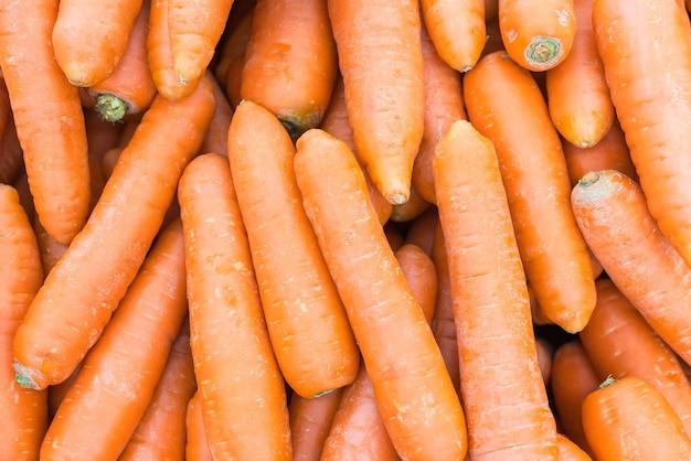 Karottenhintergrund