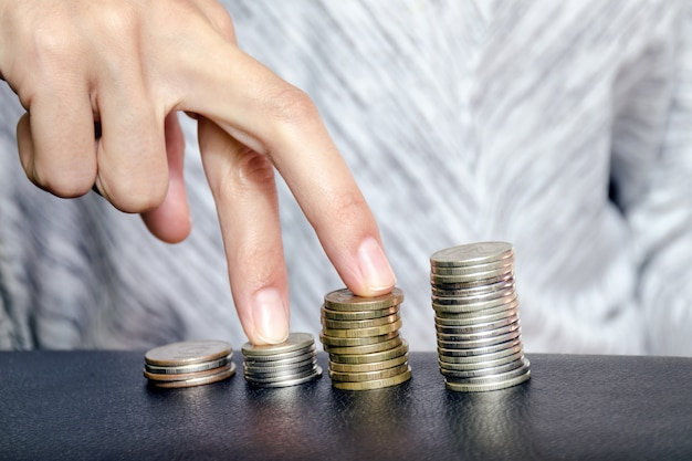Karrierewachstum und lohnerhöhungen