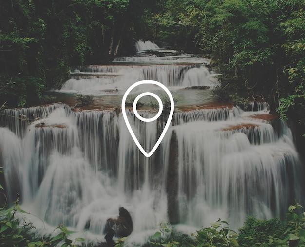 Karte pin standort richtung position grafik Kostenlose Fotos