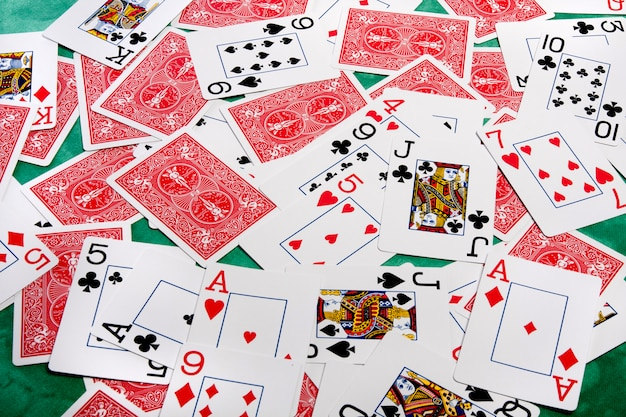 Kartenstapel