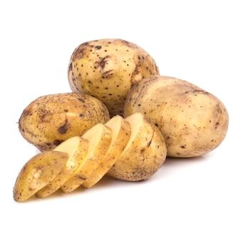 Kartoffel auf dem tisch