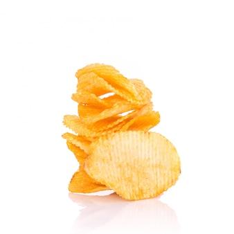 Kartoffelchips.