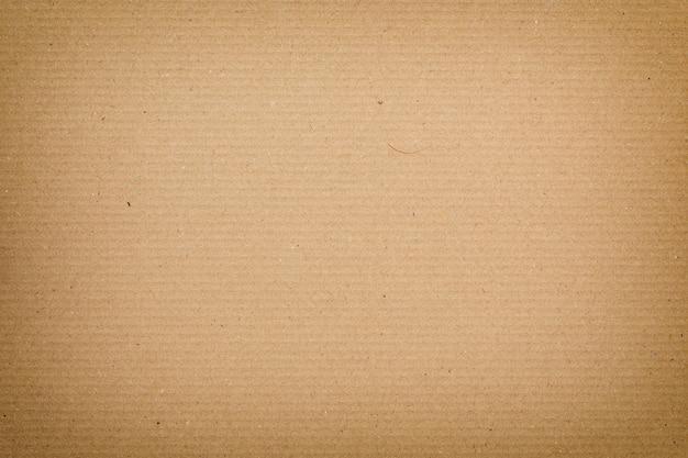 Kartonoberfläche aus einer papierschachtel