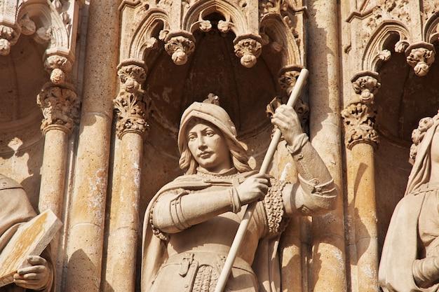 Kathedrale der annahme, zagreb, kroatien